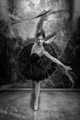 Анелия Димитрова - прима балерина
