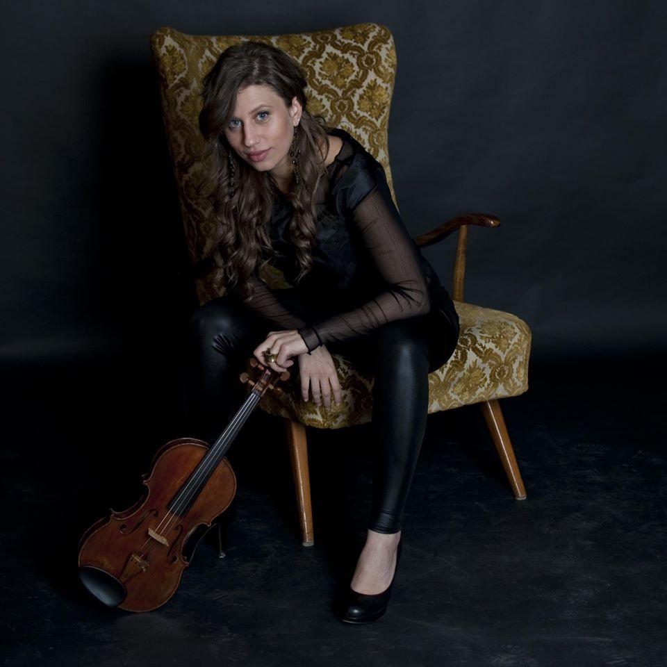 Пламена Иванова - цигулка