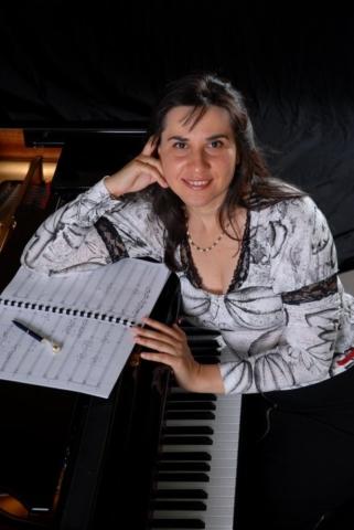 Цвета Димитрова - Австрия, композитор, пианист
